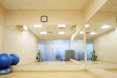 Spor Salonu Aynaları İmalatı ve Montajı